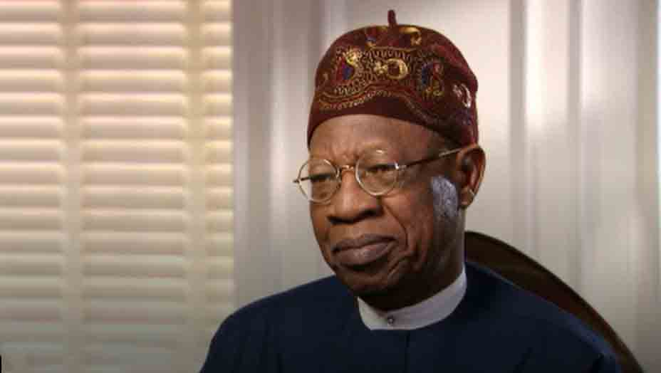 Nigeria's Security Has Improved Since 2015 – Lai Mohammed