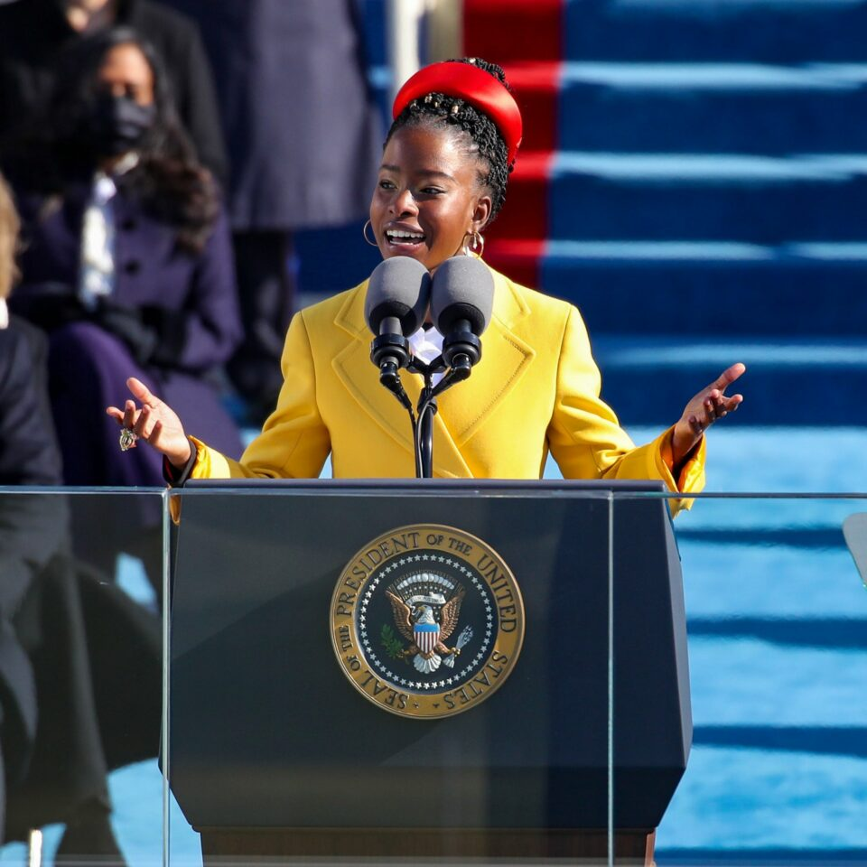 Amanda Gorman Becomes Youngest Poet In US History To Read at Presidential Inauguration
