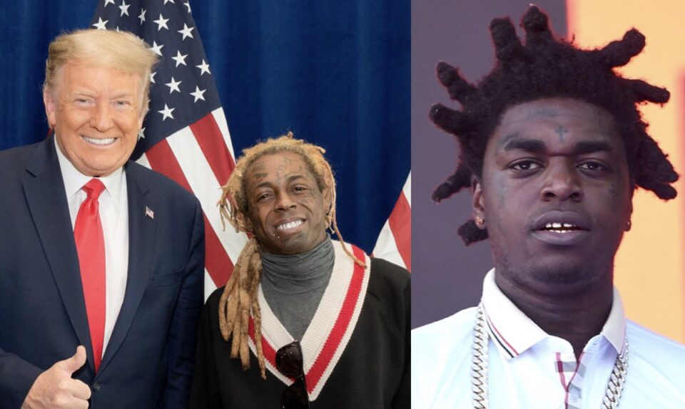 Donald Trump Pardons Lil Wayne, Kodak Black in Last-Minute Spree