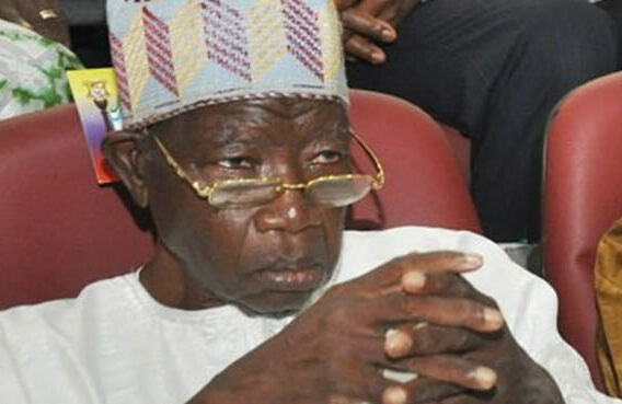 First Civilian Governor Of Lagos State Lateef Jakande Is Dead