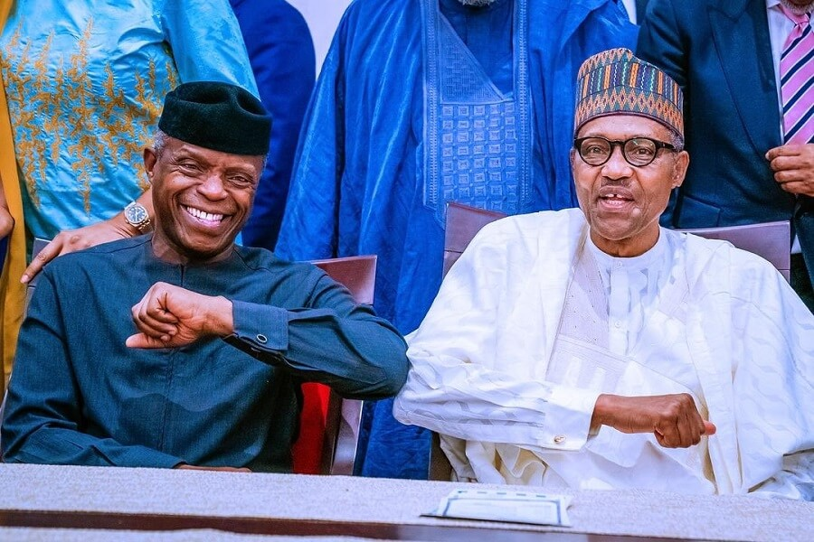 Buhari, Osinbajo To Be Vaccinated Publicly On Saturday