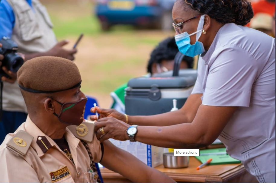 COVID-19: Over 500,000 People Already Vaccinated In Nigeria