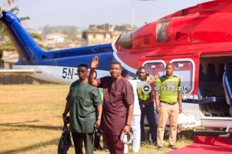 FG Suspends Pastor Adeboye's Helicopter From Flying For Safety Reasons
