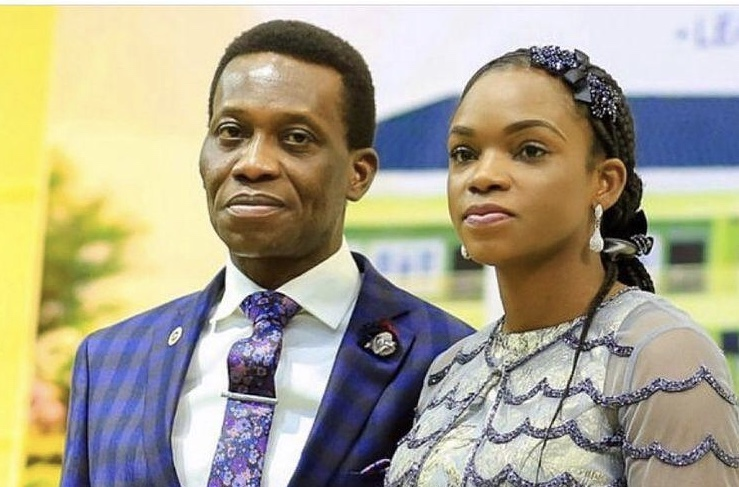 My Husband Didn't Die But Slept — Late Pastor Dare Adeboye's Wife Says