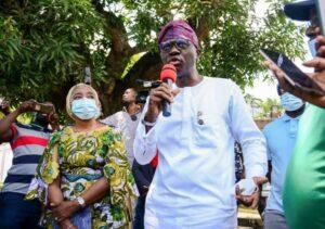 Governor Babajide Sanwo-Olu Breaks Silence On Sunday Igboho's Arrest