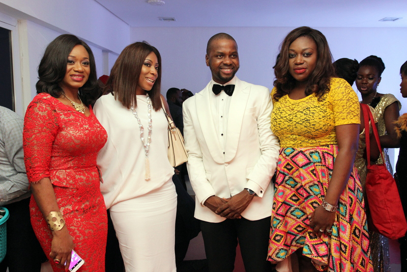 Aisha Ahmad, Mo Abudu, Adebola Williams