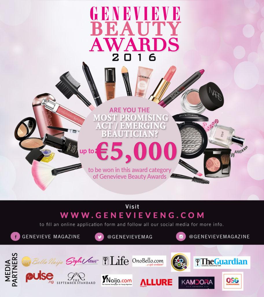Beauty Awards Graphics