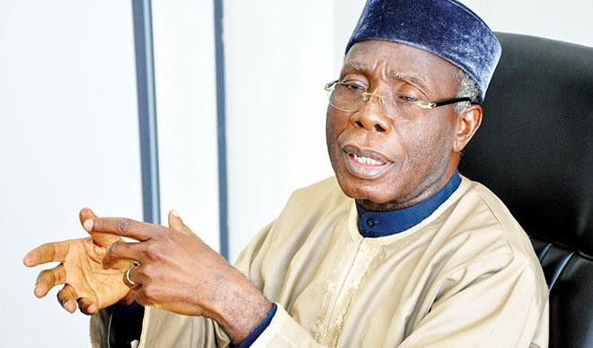 Agriculture Minister, Chief Audu Ogbeh