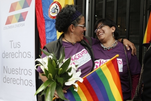 Colombia becomes the fourth country in Latin America to legalise Gay marriage
