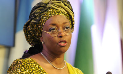 Alison Madueke alleged to have paid in money to fidelity Bank