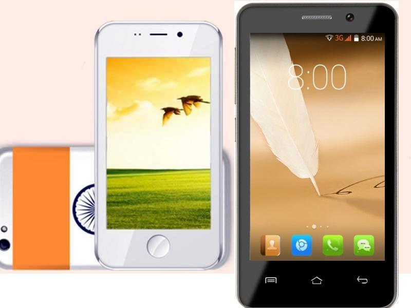 The Docoss X1 3G Smartphone