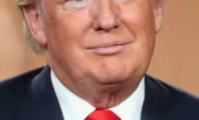 Republican front-runner Donald Trump