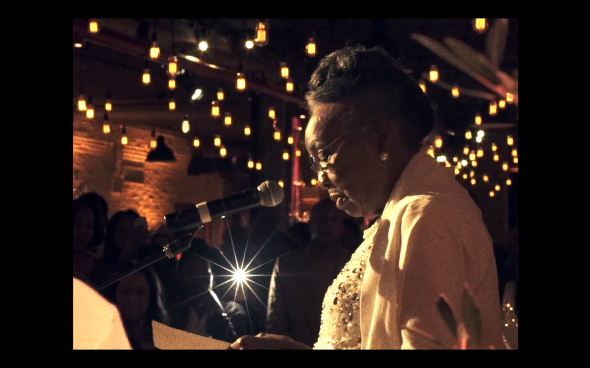 Jay Z's grandmother Hattie White