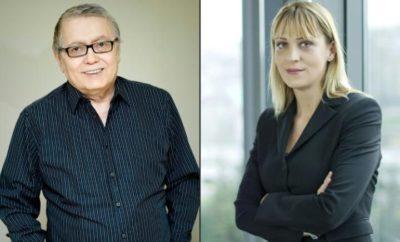 Hikmet Cetinkaya and Ceyda Karan