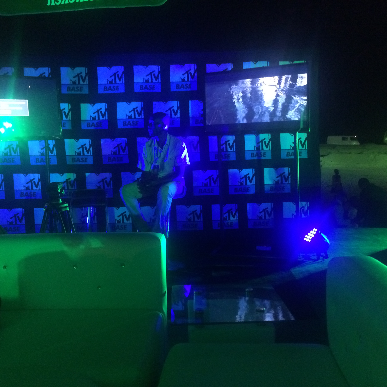 MTV VIP Area