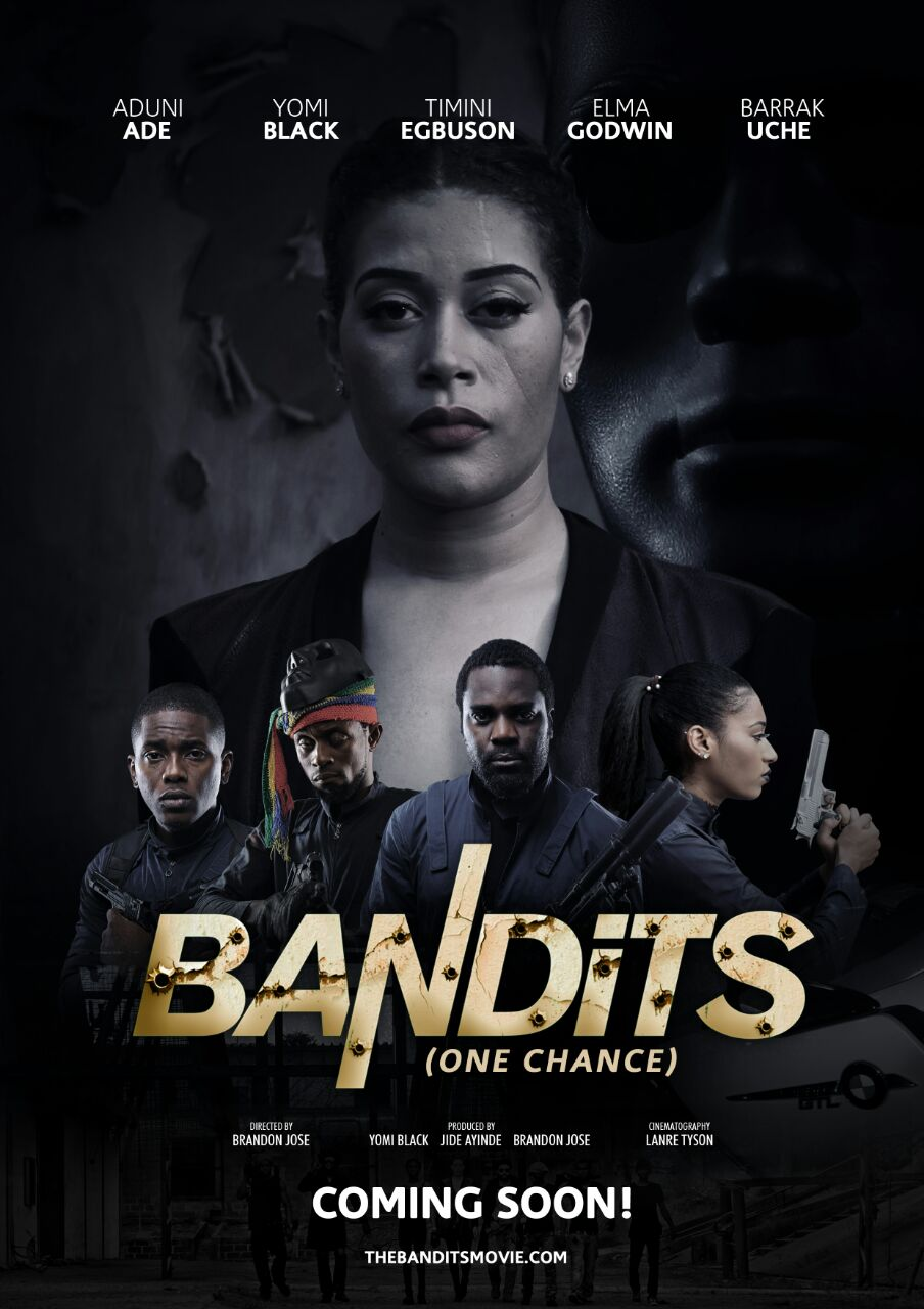 Poster for the movie 'Bandits'