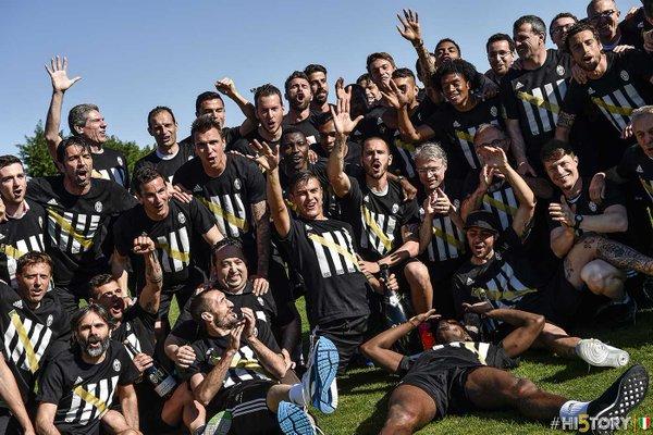 Juventus win serie A