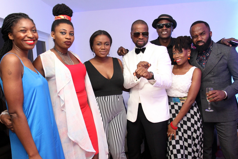 Lami Phillips, Adebola Williams, Tosyn Bucknor, Noble Igwe, Sound Sultan-