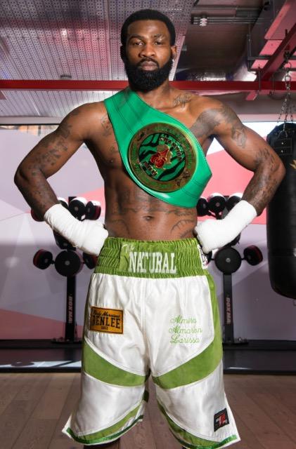 Larry Ekundayo, African Boxing Union, Nigeria.