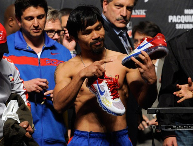 Manny-Pacquiao-with-Nike-trainers