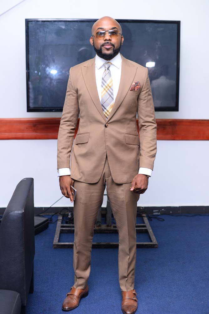 BANKY W - NIGERIAN ENTERTAINMENT CONFERENCE