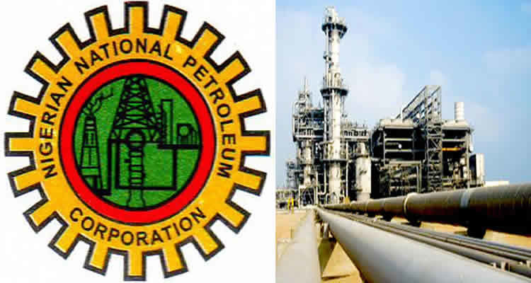 NNPC Security Guards Protest Non-Payment of Salaries