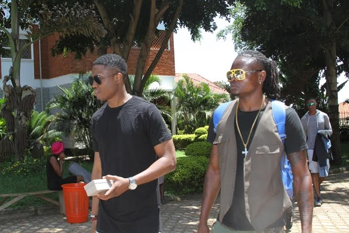 Pallaso and Vector shoot video -2