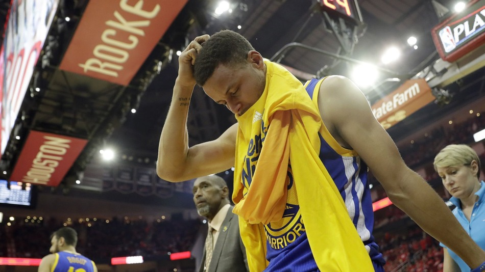 GS Warriors Guard Steph Curry