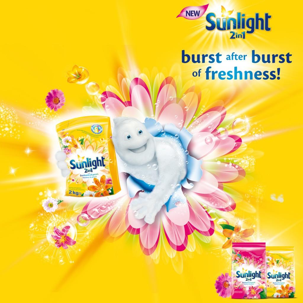 Sunlight - Burst of Freshness