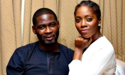 Tiwa-Savage-and-husband