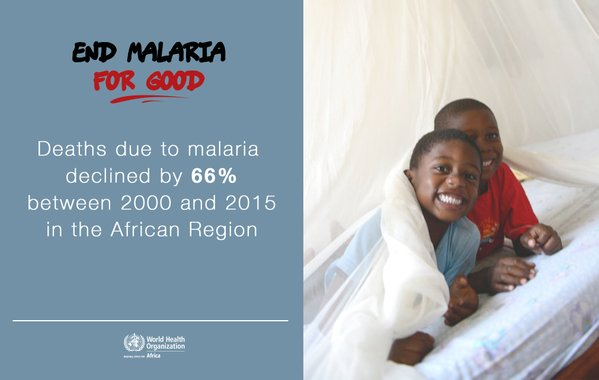 The WHO hopes to end malaria in 35 countries by 2030