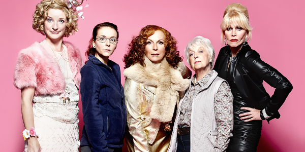 Absolutely Fabulous- the movie