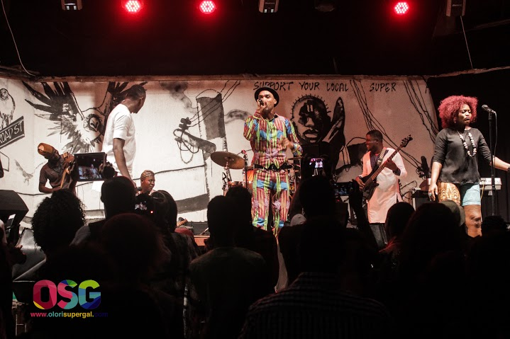 AFROPOLITAN VIBES APRIL 2016 EDITION