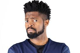 Comedian Basketmouth