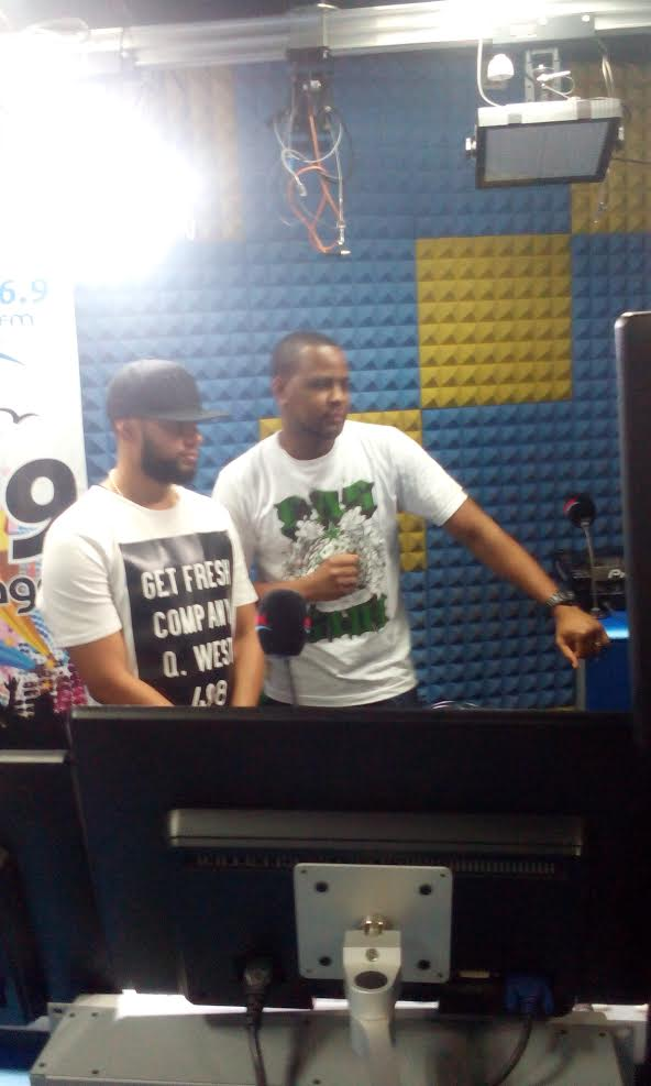 dj xclusive and director x