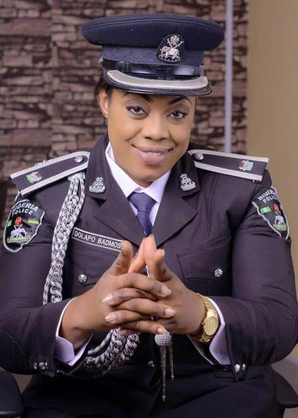 see the good looking nigerian police officers  aliyu giwa