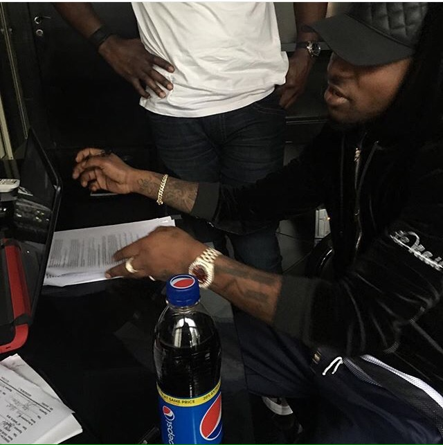 Davido Joins Other Celebrities as Pepsi Brand Ambassador