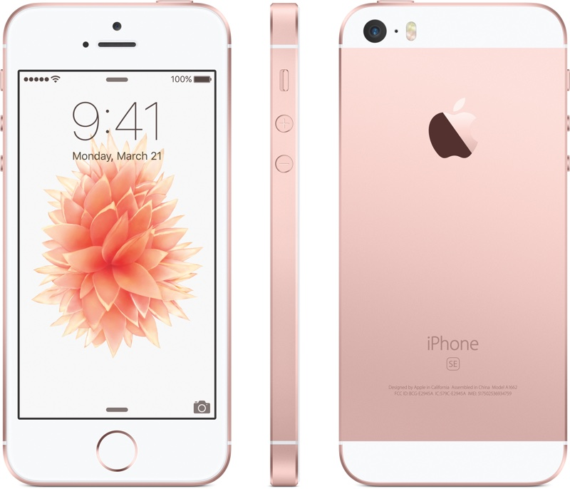 Apple recently released the iPhone SE