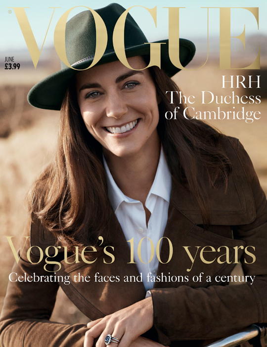 kate middleton vogue