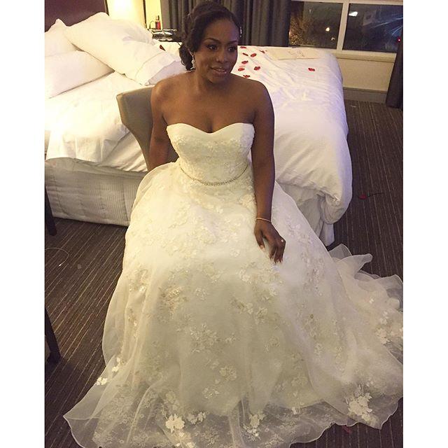 the bride - liz -awoliyi