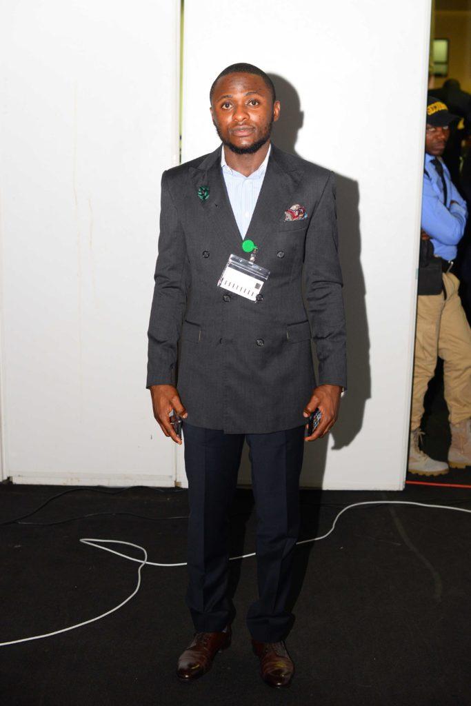 ubi franklin- NIGERIAN ENTERTAINMENT CONFERENCE